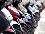 Парковка для скутеров и мотоциклов станет платной