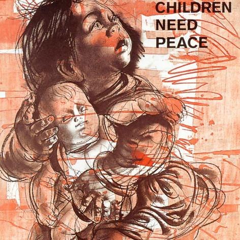 """Плакат """"ЮНЕСКО - детям нужен мир"""", 1979"""
