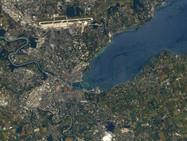 «Привет, Женева!» Фото города Кальвина с борта МКС