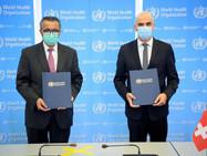 Швейцария создаст первый в мире банк для обмена новыми вирусами