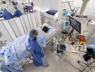 Почти 90% пациентов в отделениях интенсивной терапии не привиты