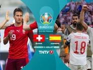 Швейцария сыграет с Испанией в 1/4 финала Евро-2020