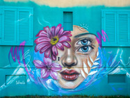 Фестиваль граффити – прощальный салют старому кварталу