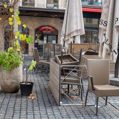Женева. Рестораны. Январь 2021.