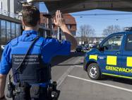 За «неправильный» въезд в Швейцарию выписано 200 штрафов
