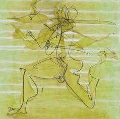 Быстрый бегун. Ганс Ерни, 1947