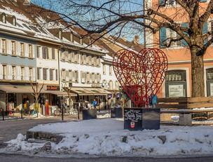 Сердце раздора в городе Бюль