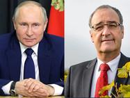 Президент Швейцарии встретится с президентом России 16 июня