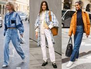 Джинсы и снова джинсы