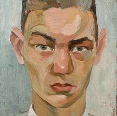 Автопортрет. Ганс Эрни,1929