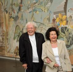 Ганс и Дорис Эрни. Фото: Приска Кеттерер