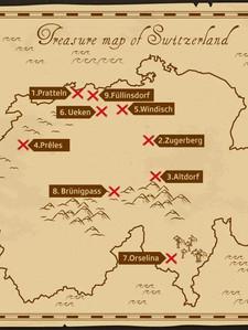 Богатства земли швейцарской