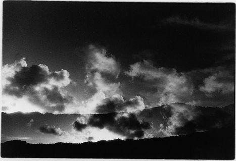 Mount Tamalpais Double Exposure