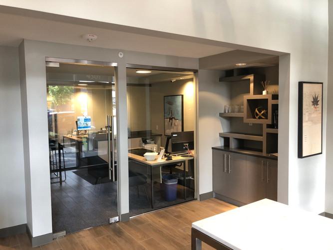 The Noble Lobby Renovation - Seattle, WA