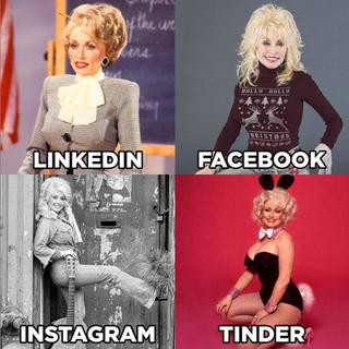 Dolly Parton Meme
