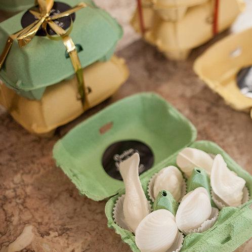 Pack Presente Ovos Moles de Aveiro (6un)