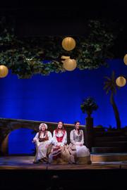 Aspen Opera Center 2016: Béatrice et Bénédict, Ursule