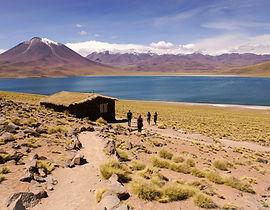 Les Pierres rouges, Flamingo travel agency, San PEdro de Atacama