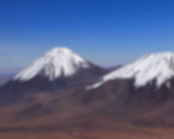 Volcan Cerro toco, Flamingo travel agency, San PEdro de atacama