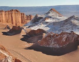 LA Valle de la lune, Flamingo travel agency, San PEdro de Atacama