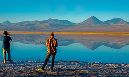 flamingo travel agency, Lagune Cejar