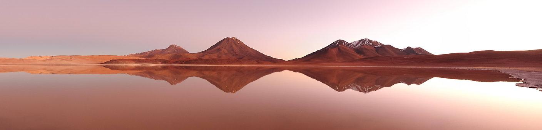 Volcan Laskar, Flamingo travel agency, San PEdro de atacama