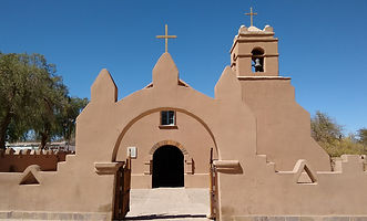 Eglise de San PEdro, Flamingo travel agency
