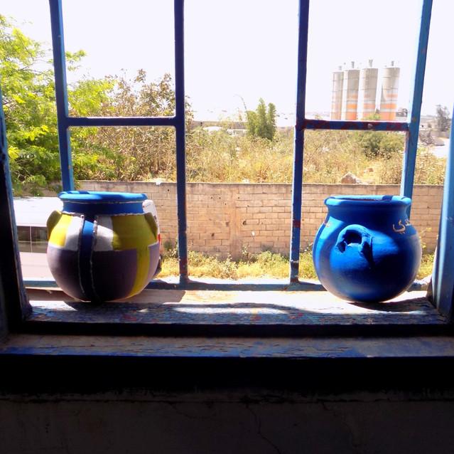 Marylin Bottero's studio