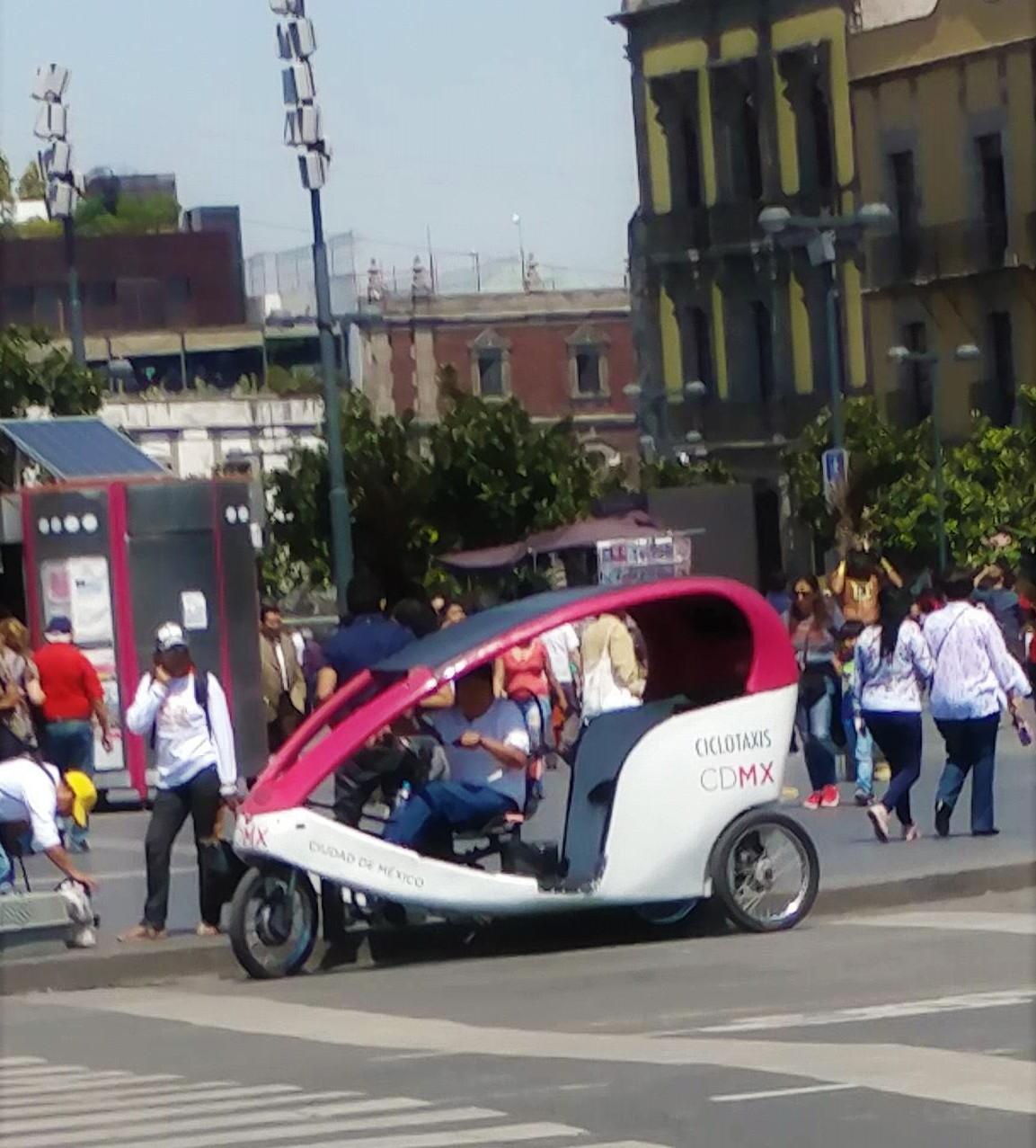 Tiny cart mobile