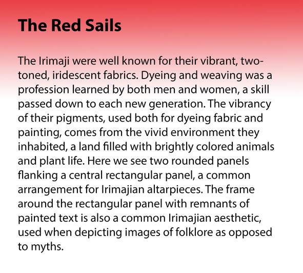The Red Sails