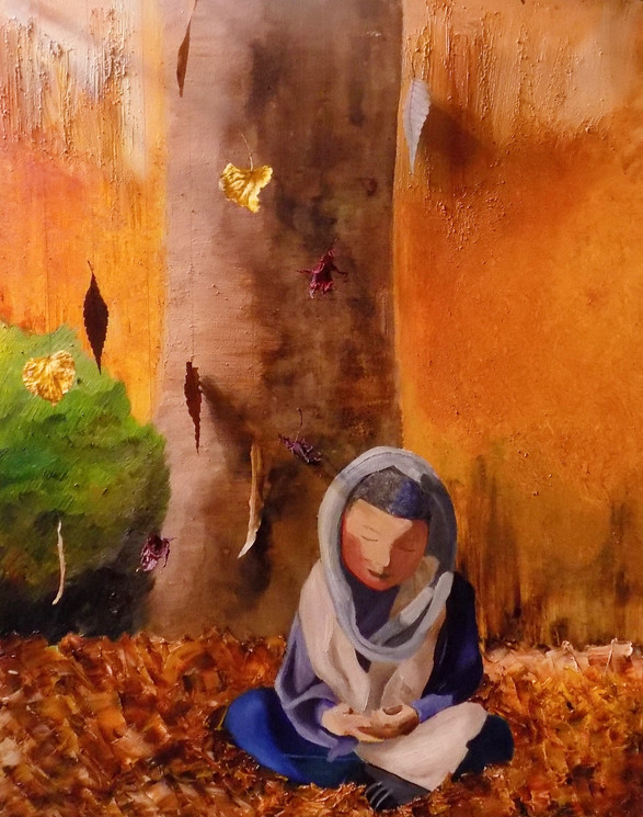The Child in Autumn