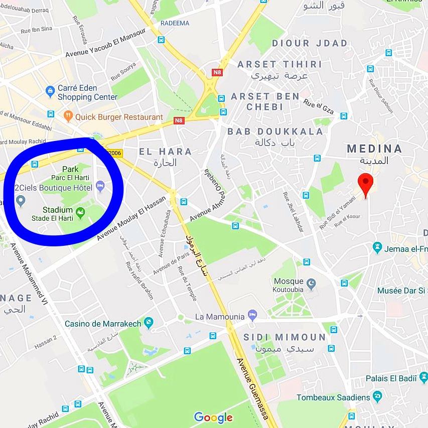 Mystery Medina