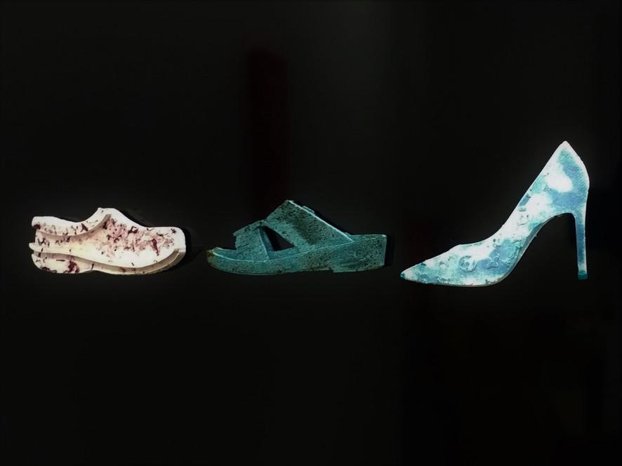 Socialized Shoes