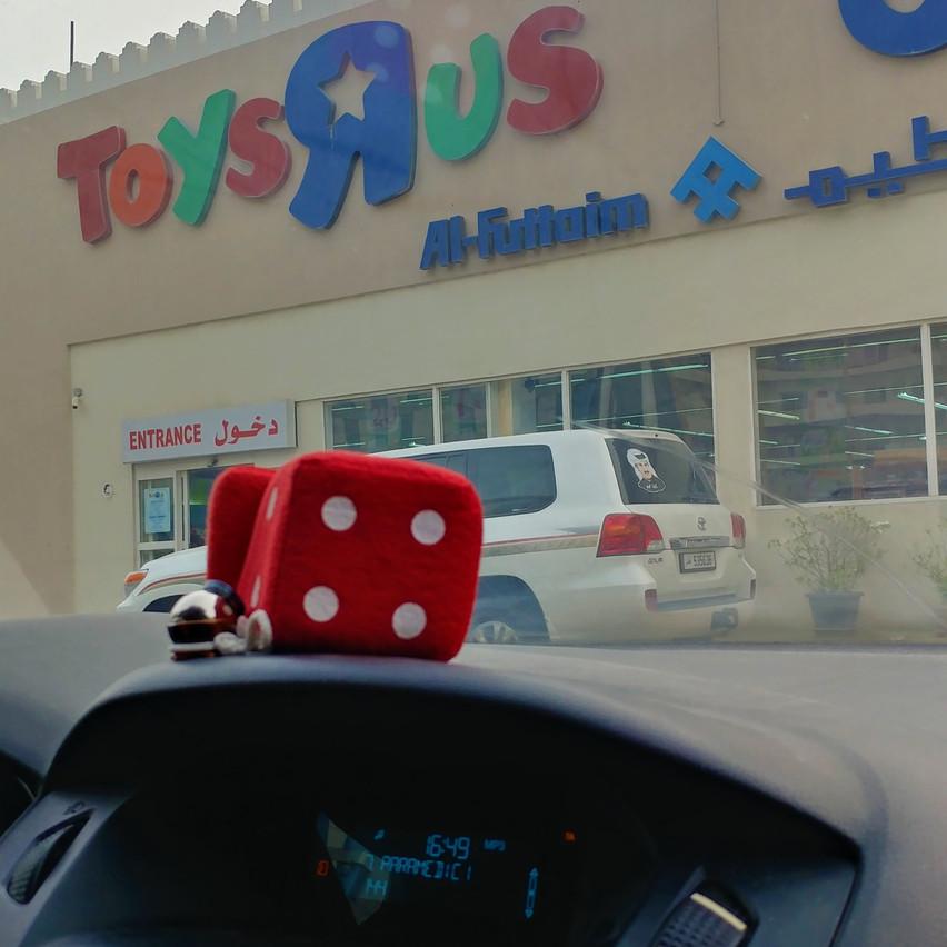 On vehicles