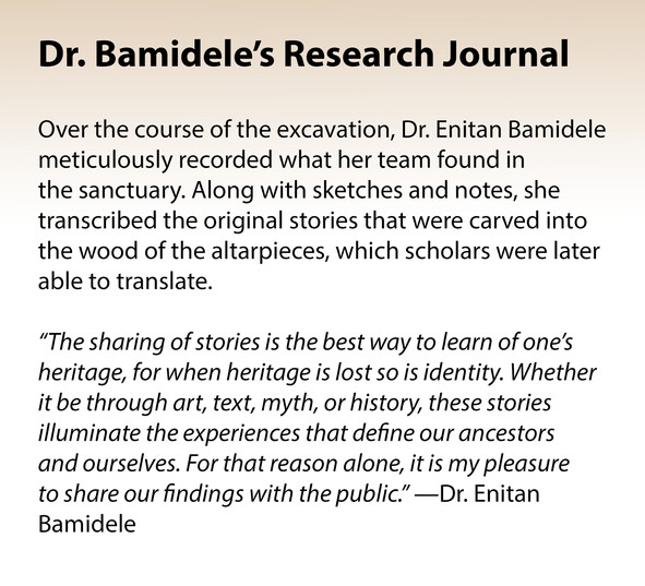 Dr. Bamidele's Research Journal
