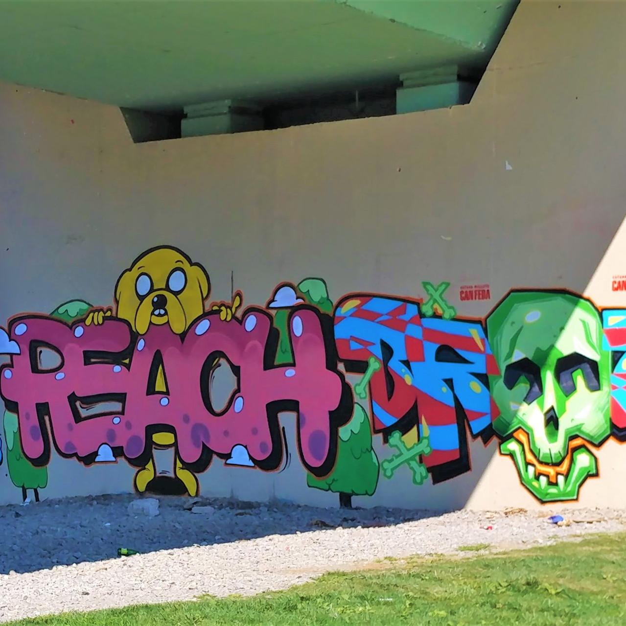 Kadiköy graffitti