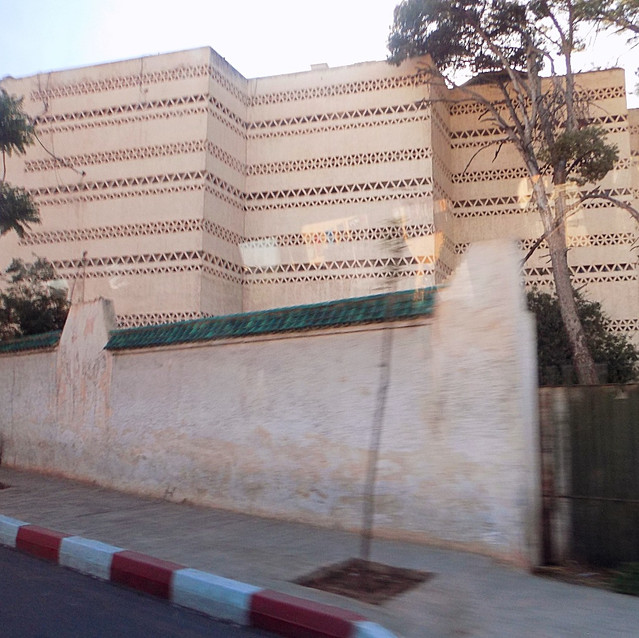 Building in Fes