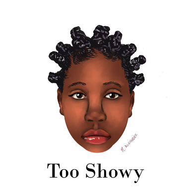 Too Showy