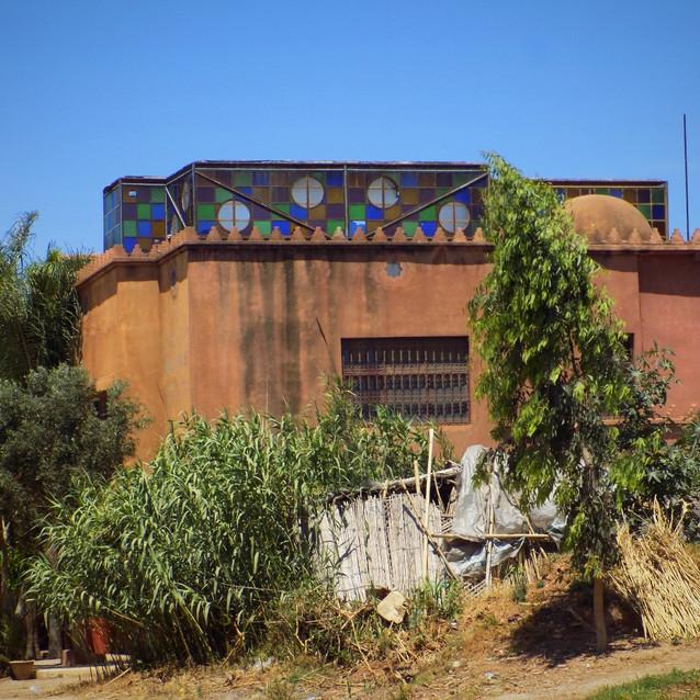Building in Rabat