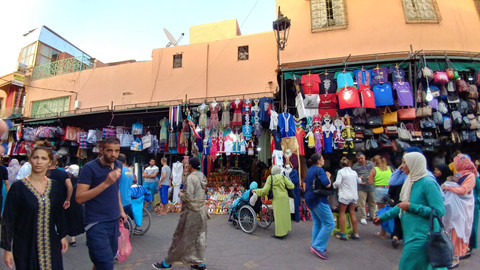 Modesty in Morocco (Don't Pack the Booty Shorts)