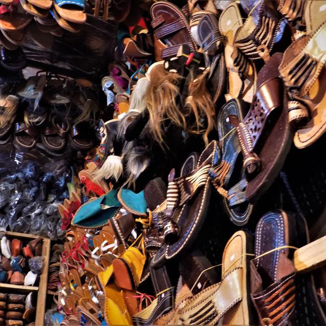 Souq in Fes el Bali