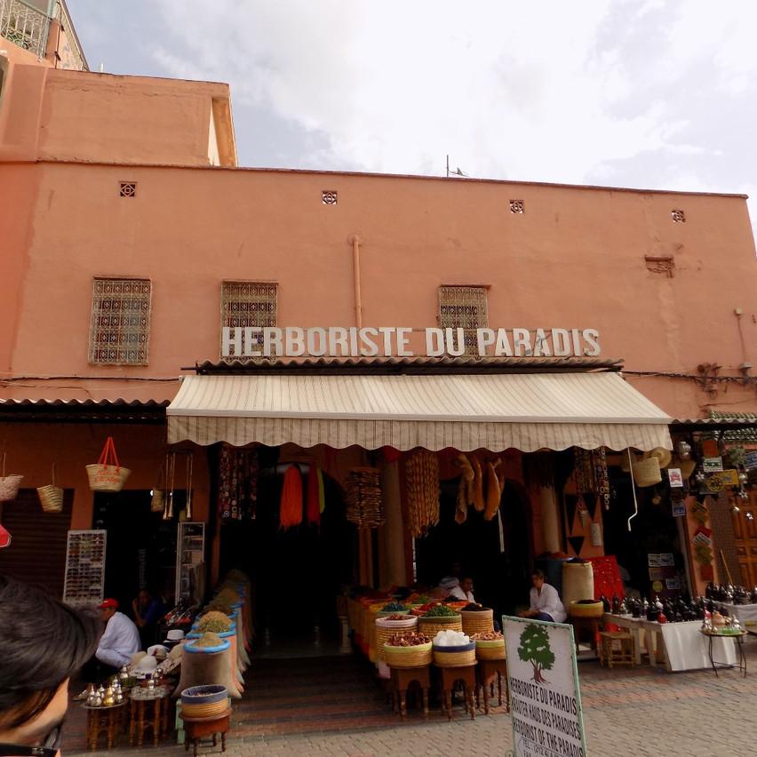 Herboriste du Paradise