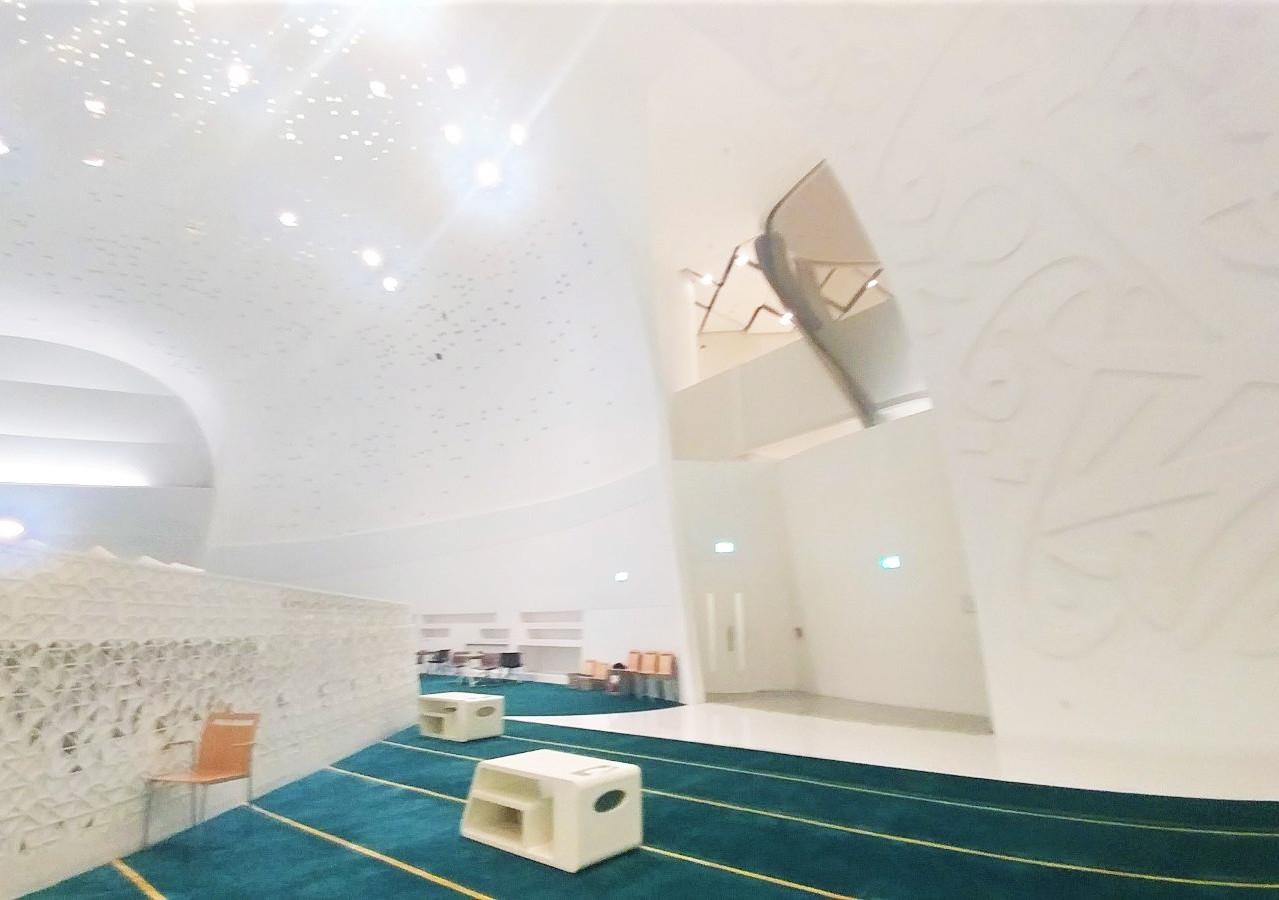 Education City Mosque