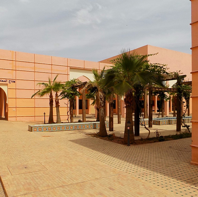 Moroccan Craft Interior