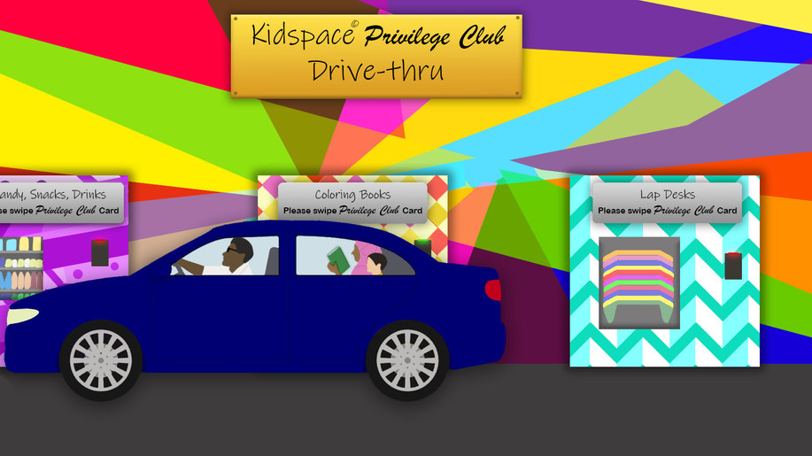 The Kidspace (Panel III)