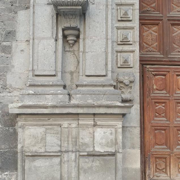 Church of Santiago Tlatelolco