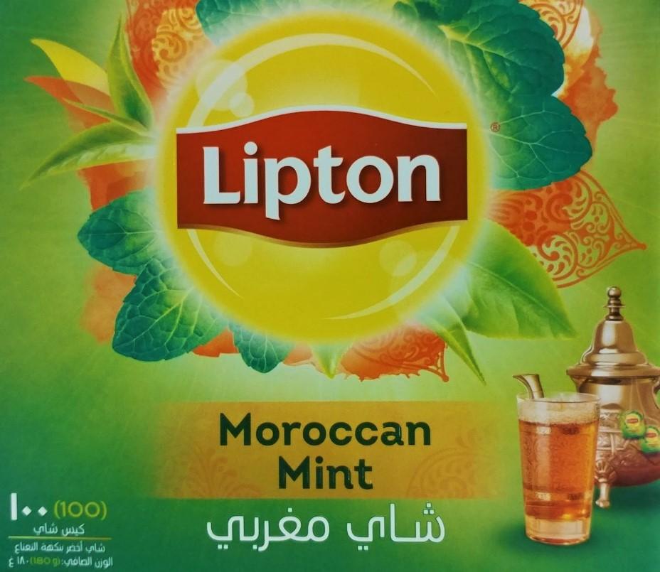 Lipton Moroccan Mint Tea