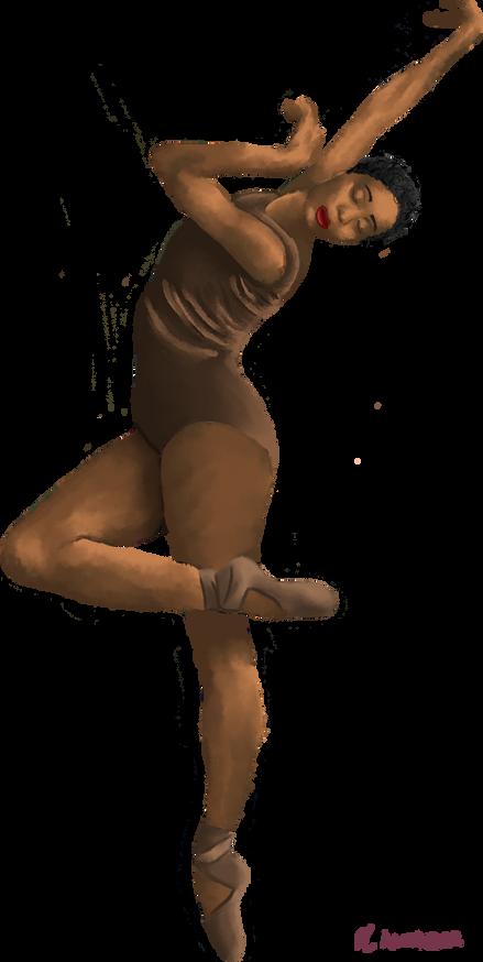 Brown Ballerina