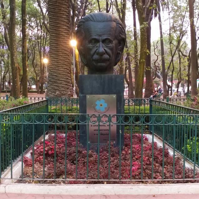 Einstein - Parque México