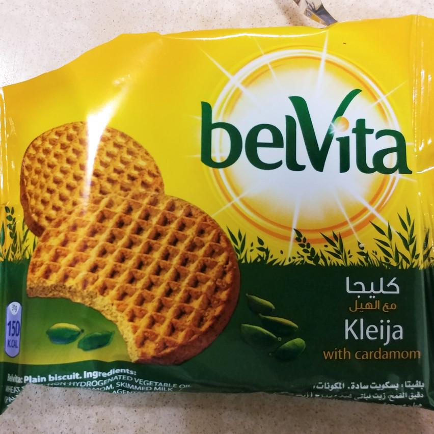 Belvita Kleija and Cardamom Biscuit